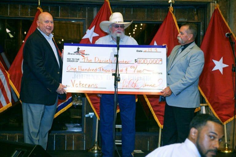 First Veteran Impact Celebration raises $170K-plus for Daniels Center