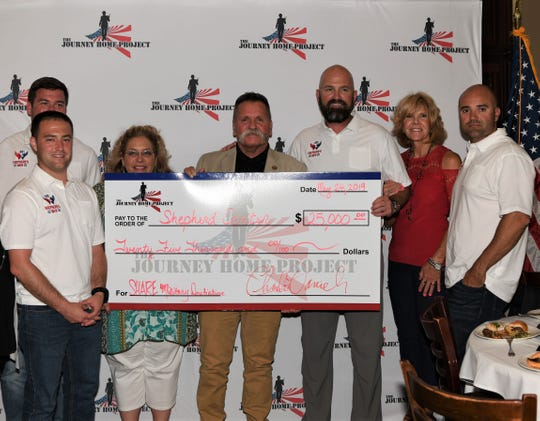 Charlie Daniels' Journey Home Project was fast with financial aid on Memorial Day