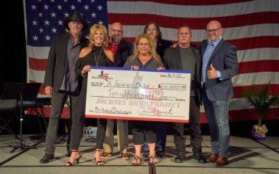 THE JOURNEY HOME PROJECT TO FORGE AHEAD WITH LATE CHARLIE DANIELS' MISSION TO AID U.S. MILITARY VETS